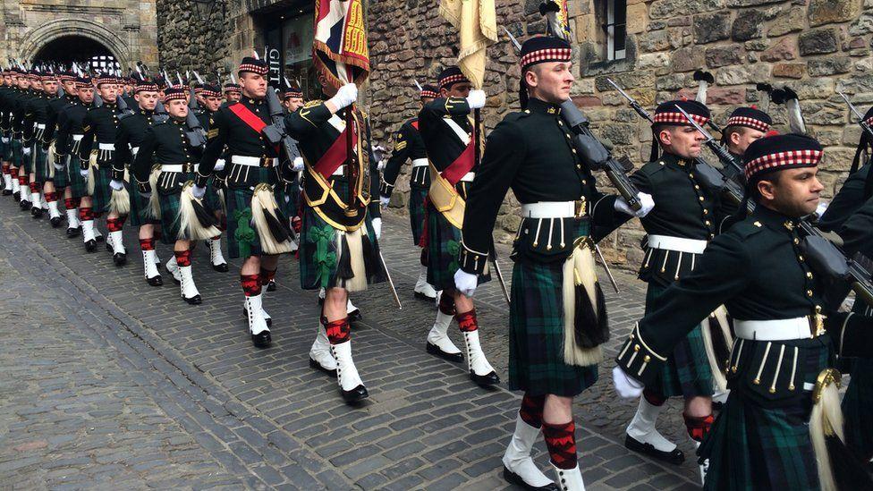 Scottish Infantry